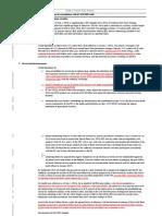 IMF Counterproposal Redline Comparison
