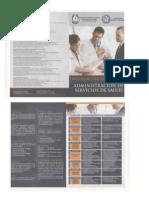 Diplomado Internacional de Administracion de Servivios de La Salud