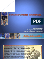 Curso Sobre Criminalistica Delitos Informticos