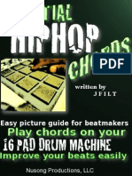 33852257 200 drum patterns for drum machinespdf essential hip hop chords fandeluxe Image collections