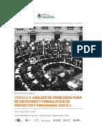 Formarnos - De Decisiones y Formulación de Proyectos y Programas . Parte 2 - 2014