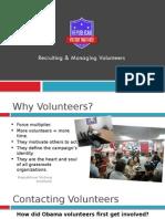 volunteers- rvi