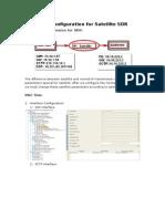 Configuration for Satellite SDR