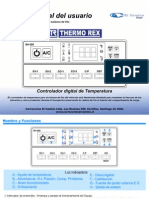 Manual Thermo camión