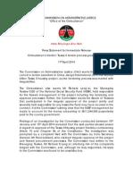 Press Statement_Ombudsman on Tassia II Housing Project
