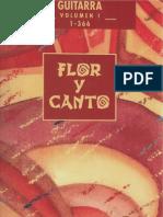 Cantoral USA, Flor y Canto (Guitarra)