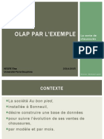 OLAP Par Exemple