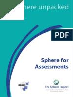 Sphere for Assessments