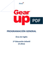 Pga 3años Gear up
