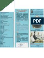 Diplomado y Especialización Profesional