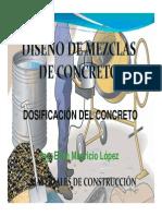 Diseño Mezclas- Métodos Diseño