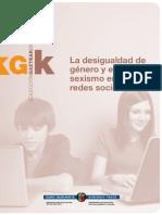 Sexismo y Redes Sociales (Libro)