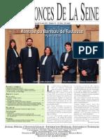 Annonces de la Seine n°23