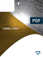Armco Staco Tunnel Liner