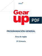 Pga Tercero Primaria Gear Up