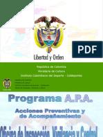 APA Union Nariño Dic 7-06