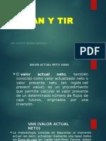 6. A. VAN Y TIR
