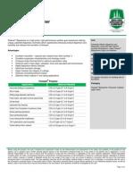 Flowzan Biopolymer Safety Data Sheet