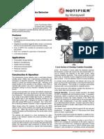 Detector Humo a Prueba Explosion Notifiere