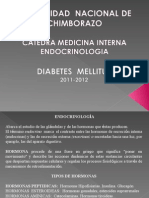 1. Diabetes