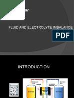 Fluid n Electrolyte Balance