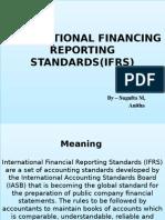 IFRS vs USGAAP
