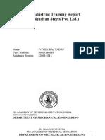 bhushansteelsreportfinal-111110132815-phpapp01