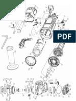 Diagrama Esmeriladora Dewalt Dwe4120-b3