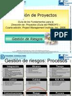 11-Guía Del PMBOK-Gestión de Riesgos
