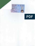 Pan Card Scan826