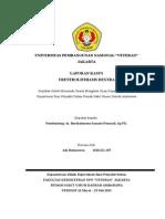 LAPORAN KASUS 2 Ureterolithiasis Dextra.doc