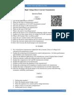 HVDC Question Bank.pdf