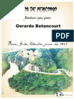 GIROS DE PERICONGO. Bambuco. Gerardo Betancourt.