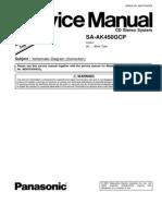 SA-AK450 SUPL.2007Set27