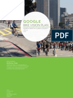 Google Bike Vision Plan