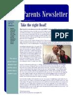 parents newsletter