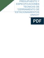 ESPECIFICACIONES TECNICAS FISCALIZACION CERRAMIENTO.docx