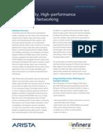 AB-High-capacity High-performance Metro Cloud Networking