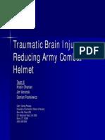 Presentation on Traumatic brain injury