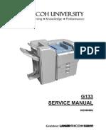 Savin CLP240D Service Manual