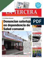 Diario La Tercera 24.06.2015
