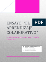 El Aprendizaje Colaborativo