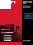 HILTI Volume 2 - Anchor Fastening Technical Guide