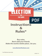 electionthegame instructions 1 4