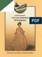 Cultura femenina novohispana - Preliminares y finales.pdf