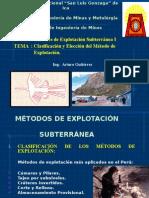 Clase02 Clasif&Elecc Método