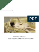 Bancaja Herederas de Las Majas de Goya