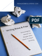 Writing Brave and Free