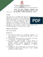 Raman Guidelines 2015-16