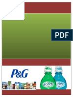 Proctor & Gamble – Scope